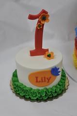 Fiesta themed smash cake (jennywenny) Tags: smash cake fiesta first birthday