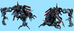 Opertey Gungust 1 (Folisk) Tags: lego moc ldd digitaldesigner pov ccbs technic bionicle