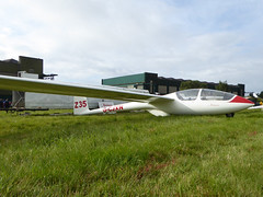 G-CJXN / Z35 Centrair 201B Marianne cn 201A035 RAF Scampton 09Sep17 (kerrydavidtaylor) Tags: sqz egxp lincolnshire glider sailplane