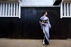 Neo Japanesque (HarQ Photography) Tags: fujifilm fujifilmxseries xt2 xf1024mmf4rois portrait japan model nara street traditional
