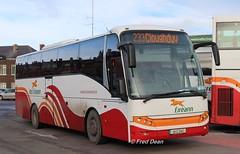 Bus Eireann LC209 (08D2947). (Fred Dean Jnr) Tags: buseireannroute233 buseireann cork december2017 daf sb4000 vdl berkhof axial lc209 08d2947 capwell