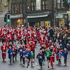 Santa Dash - Uppermill (Craig Hannah) Tags: santarace santa uppermillsantadash uppermill christmas christmasrace saddleworth pennine lightswitchon craighannah december 2017 pennines village traditional community westriding yorkshire oldham greatermanchester uk fancydress costumes