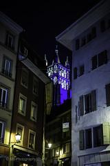 place de la palud (mamuangsuk) Tags: lausane palud cathedrale