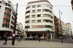 Casablanca@2016 (suckerby) Tags: nikon nikonfx 24mm 24mmf28 morocco2016 morocco 2016 f28 film kodak ultramax 400 chefchaouen