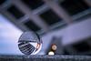 A glass view (alec_rain) Tags: glass ball reflection architecture bokeh