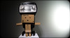 Danbo the Flash. . . (CWhatPhotos) Tags: cwhatphotos danbo danboard dambo light amazon toy pics pictures picture image images copy right foto fotos that have with which contain photo photos ask dark shadow shadows shadowed alone canon flash below
