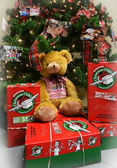 Operation Christmas Child (Poocher7) Tags: occ operationchristmaschild samaritanspurse nonprofitworldrelieforganization love children christmastree worldmissions sharinglove loveforchildren charity teddybear compassion caring sharing giving occwarehouse guelph ontario canada international relief internationalrelief heartfeltgivng