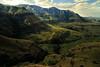 Blind Man's Trail Sunset (Florin Mechetiuc) Tags: drakensberg monkcowl sphinx blindsmancorner keartlandspass sunset goldenhour clouds astoundingimage
