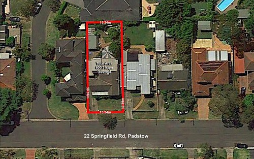 22 Springfield Rd, Padstow NSW 2211