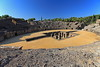 Italica - Roman city, Sevilla, Spain (nikidel) Tags: italica roman spain sevilla mosaic amphitheater theatre ancientcity visantium historical sites heritage floor