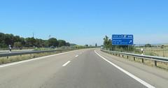 A-23-62 (European Roads) Tags: a23 huesca zuera zaragoza españa aragón spain autovía