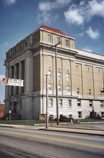 Kokomo  Indiana  - Howard Lodge #93 F&AM Masonic Lodge - Historic