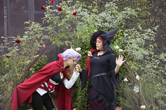 IMG_8710-1 (Mambrelli Marco Ph) Tags: littlewitchacademia streghe strega witch anime cosplay cosplayer palazzopfanner villapfanner luccaocmics lucca fantasy magia atsuko akko chariot ursulacallistis callistis shinychariot ursula croixmeridies croix atsukokagari