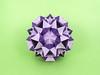 Capriccio (masha_losk) Tags: kusudama кусудама origamiwork origamiart foliage origami paper paperfolding modularorigami unitorigami модульноеоригами оригами бумага folded symmetry design handmade art