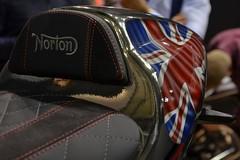 Eicma 2017 (069) (Pier Romano) Tags: eicma 2017 eicma2017 salone esposizione norton ciclo moto motorcycle bike caschi helmets dueruote fiera rho milano italia italy nikon d5100 motociclismo
