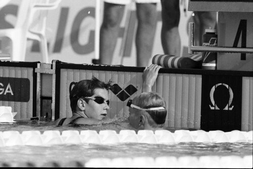 031 Swimming EM 1991 Athens