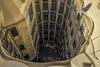 Casa Milà Looking Down (2010kev) Tags: casamilà barcelona spain building architecture