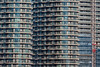 Hoola Towers (Gary Kinsman) Tags: northgreenwich skyline se10 london docklands canoneos5dmarkii canon5dmkii construction architecture highrise tower structure development urban newtopographics topographics canon70300mm telephoto zoom compression repetitive condo condominium condos condominiums hoolatowers 2017
