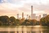 Central Park (Nitramib) Tags: newyork ny brooklyn manhattan usa america travelaroundtheworld landscape liberty clouds centralpark park lake
