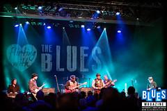 Flirting with The Blues 2017 - 4G Session with SaRon Crenshaw, Jr. Mack, Joey Delgado, David Gogo