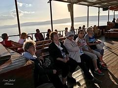 49 - Zarándokok sétahajózása a Galileai - tengeren / Vyhliadková plavba na Genezaretskom jazere