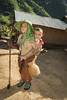 Khamu Child & Baby. (david newbegin) Tags: laos khamu laosethnicminorities mekongriver