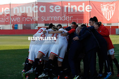 Sevilla FC Femenino - FC Barcelona Femenino-6