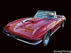 1960's Corvette (robtm2010) Tags: encinitas california ca usa encinitascarshow car automobile auto carshow iphone iphone7 motorvehicle vehicle 1960s corvette vette convertible musclecar sportscar gm generalmotors chevrolet chevy classic classiccar