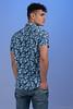 Mushraf (PhotoMechanic.uk) Tags: male man guy teen boy dude youth model pose photoshoot studio blue jeans shirt fashion trendy casual stand standing