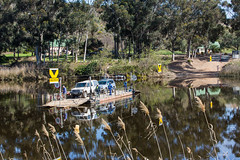 "The Malgas ""bridge"" (davidthegray) Tags: gardenroute sudafrica malagasbridge breederiver malagas malgasferry oldbreederiver southafrica boat ferryboat transportation malgas westerncape za"