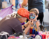 2017 Fall Harvest Street Fair. Babylon Village Chamber of Commerce 25th Annual Fall Harvest Street Fair. (BabylonVillagePhotos) Tags: joanie baloney face painting facepainting sparkles 2017 fall harvest street fair babylon village chamber annual photography long island