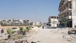 Manbij, Syria, 2016