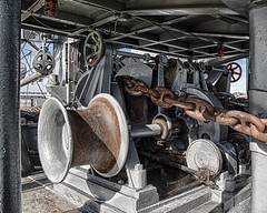 AnchorChain_101569h (gpferd) Tags: boat equipment hdr highdynamicrange libertyship photography ssjohnwbrown vehicle baltimore maryland unitedstates us