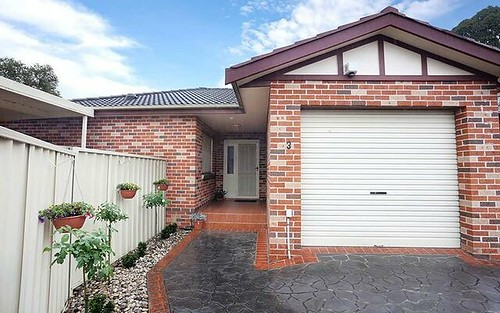 3/47-49 Gleeson Ave, Condell Park NSW