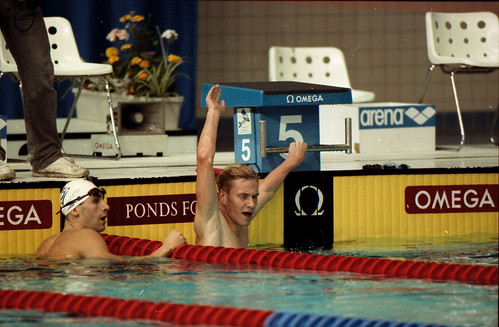 042 Swimming EM 1993 Sheffield