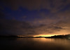 DSC_0021 -1a (Polleepops) Tags: luss visitscotland scotland scotlandlochlomond longexposure nightphotography sunset lochs lochlomond