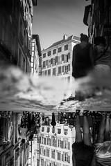 Perception (Txipi Art'z) Tags: black blanc candid city france fuji humain human instant instantane monochrome noir ombres perspectives photographiederue rue shoot street streetphotography ville white nouvelleaquitaine fr