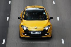 Renault, Megane RS, Wan Chai, Hong Kong (Daryl Chapman Photography) Tags: pm4139 renault megane rs french hongkong china sar canon 5d mkiii 70200l car cars carspotting carphotography auto autos automobile automobiles