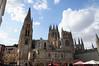 Catedral de Burgos - 3 (Jose Andres B) Tags: {agreguesuspalabrasclavedelimitadasporpuntoycoma} jabrbio burgos catedral gótico