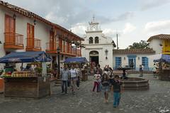 Plaza principal del Pueblito Paisa, Medellin (Rosca75) Tags: colombia colombie lifestylephotography architecture