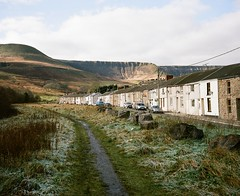 Cwmparc, Wales, 2017 (Dan_wood) Tags: mamiya7 mediumformat contemporaryphotography colorfilm colorphotography cwmparc thebwlch thevalleys newtopographics kodakportra160 kodakportra kodak danwoodphotography documentaryphotography documentingbritain wales welshphotographers welshphotography believeinfilm britishphotography britishphotographers 6x7 filmphotography filmisnotdead filmphotographers gapinthehedge southwalesvalleys