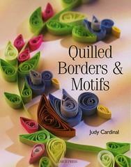 1 Quilled Borders & Motifs (Ateliê Mineiros e Mineirices) Tags: motivos flores origami de tecido