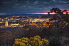 The Nation's Capital || CANBERRA || AUSTRALIA (rhyspope) Tags: australia aussie act australian capital territory canberra mount mt ainslie rhys pope rhyspope canon 5d mkii sky clouds sunset night evening wattle tree forest view vista belconnen lake burley griffin