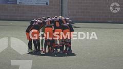 "Liga Autonómica Infantil. Alboraya U.D. ""A""  1 - 1  Valencia C.F. SAD ""A"""