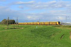 NSR 3432+3433+3445 @ Zwolle (Sicco Dierdorp) Tags: ns nsr reizigers buffel dm90 serie3400 zwolle heino almelo polder sekdoorn