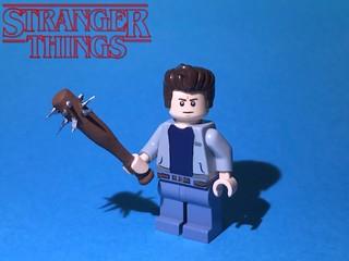 Lego Stranger Things: Steve Harrington