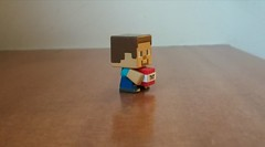 What are you doing Steve? (Matteo Gorla) Tags: steve minecraft tnt cube whatareyoudoing cosastaifacendo