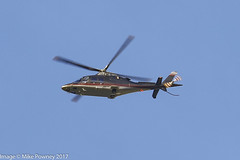 G-HLCM - 2017 build Leonardo AW109SP Grand New, overhead transit of Barton, Southbound (egcc) Tags: 22369 a109 aw109sp agusta apolloairservices barton cityairport edy egcb ghlcm grandnew helicom helicopter leonardo lightroom manchester solway02