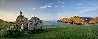 Evening light at Cape Cornwall