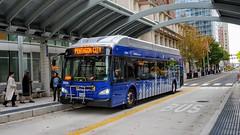 WMATA Metroway 2016 New Flyer Xcelsior XN40 #2986 (MW Transit Photos) Tags: wmata metroway new flyer xcelsior xn40
